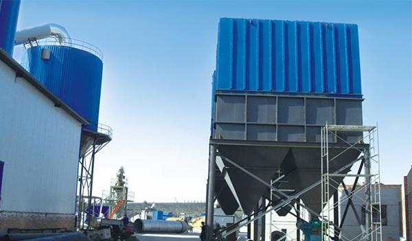 精科机械 | 常见的几类工业收尘器设备