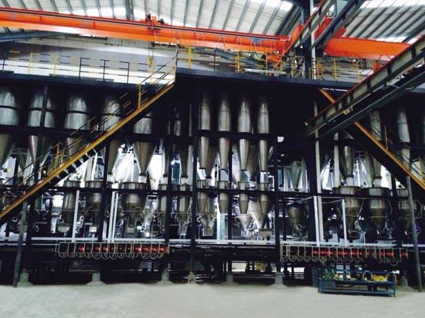 自动配釉系统-精科陶瓷机械