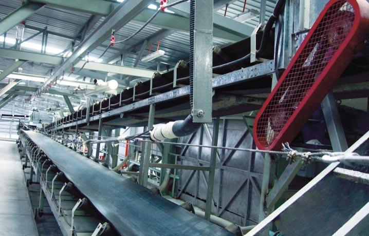 B系列皮带输送机-精科陶瓷机械