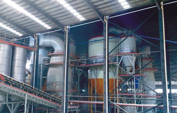 新型加高节能环保陶瓷喷雾塔-精科陶瓷机械