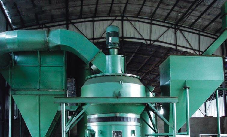 立式开路磨煤系统-精科陶瓷机械