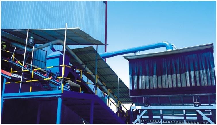 干法风扫磨煤系统-精科陶瓷机械