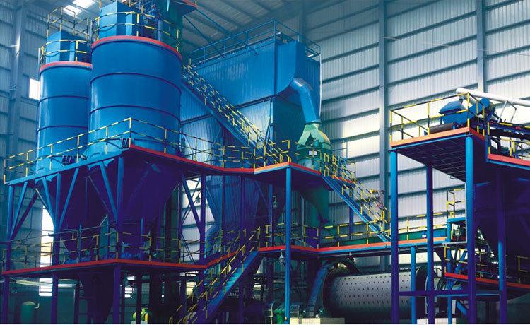 干法微煤直喷燃烧系统-精科陶瓷机械
