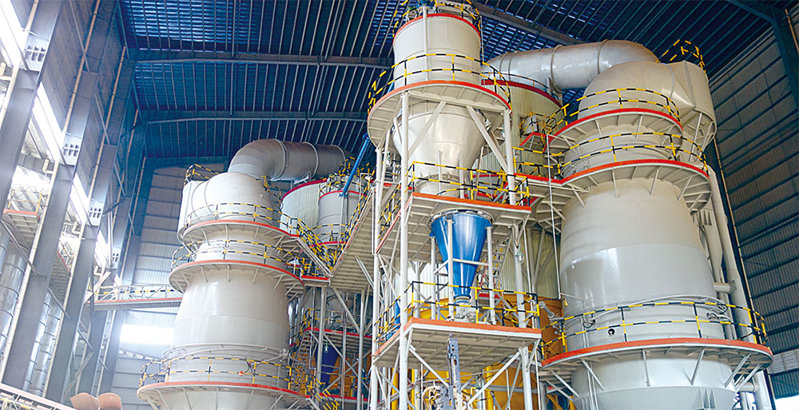 湖南東鵬陶瓷機械項目案例